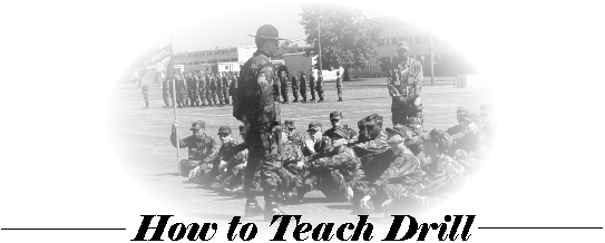 How to Teach Drill